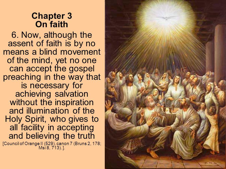[Council of Orange II (529), canon 7 (Bruns 2, 178; Msi 8, 713). ].